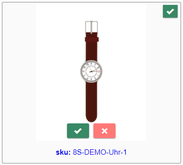 Uhr-Whitelisting-Demo